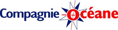 Bas de page - Logo de la compagnie Océane