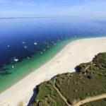 photo île de Groix plage des Grands Sables