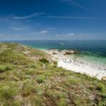 photo de la côte de Hoedic