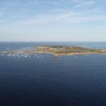 photo de l'île d'Hoedic
