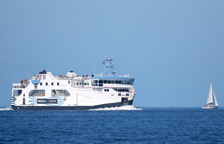 bateau île de Groix