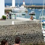 photo du port Le Palais
