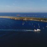 bateau Melvan en mer