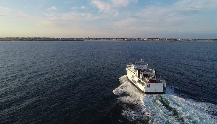 bateau vindilis en mer