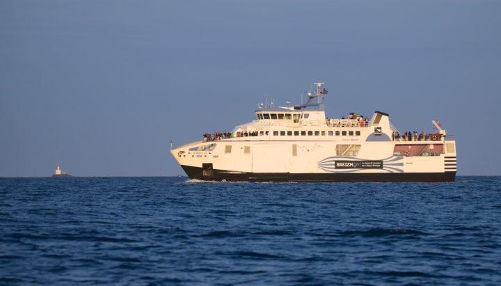 bateau Vindillis en mer