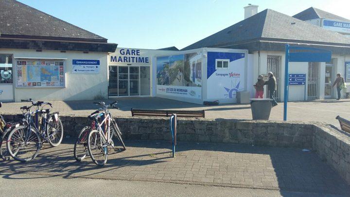 Gare Maritime de Quiberon